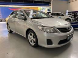 Título do anúncio: Corolla GLi 1.8 Flex aut. 2012 BLINDADO