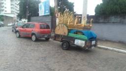 Transporte de material de festas e eventos
