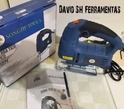 Serra Tico-Tico Hobby 580w 110v Sh Nova