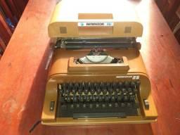 Máquina de datilografia remington 25