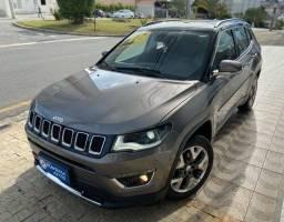 Jeep Compass Limited 2.0 Flex Automático 2018 67.000KM