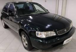 Título do anúncio: Corolla 2001 Xei 1.8 muito conservado vistoriado 2021