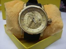 26c154deeca Relógio Invicta Yakuza Dragon Com Caixa Ultima peça