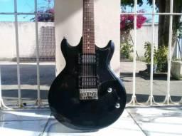 Guitarra Ibanez com Captadores Dimarzio