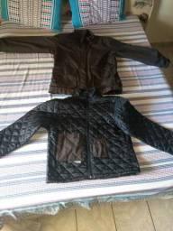 Capa e contra capa para motoqueiro