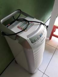 Vendo ar condicionado portátil com controle