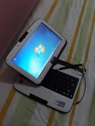 Pc tablet CCE EC10IS2 COM WINDOWS 7 E TELA TOUCH COM CANETA