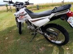 Xtz 125 partida+freio a disco - 2005