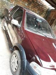 Fiat Strada Adventure.Quitada, selada, dut em branco. R$ 16 mil - 2004