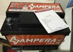 Bateria AMPERA 60Ah Free (novinha)