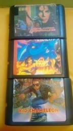 Cartuchos Mega Drive comprar usado  Belo Horizonte