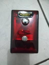 Pedal atelier audio booster aceito pedais