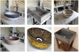 Novidades Cuba rústica para banheiro e lavatório