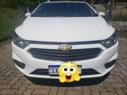 Chevrolet onix ltz 1.4 automático - 2017