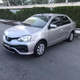 Etios XS 1.5 Sedan 2017/2018 Automático - 2018