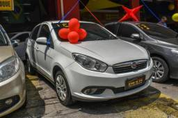 Fiat Grand Siena Attractive 1.4 Flex + GNV Completo + 2019 Vist - 2015