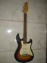 Guitarra stratocaster 6 cordas