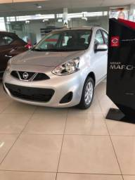 NISSAN MARCH 1.6 SV MT - 2020