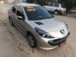 Peugeot Passion 207 XR 1.4 Flex Completo 2011 - 2011