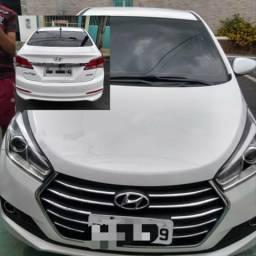 Troco em CASA Hyundai HB20S 1.6 Premium (Aut) 2018 - 2018