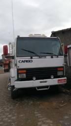 Caminhao Fort Cargo Ano88 1418 motor cummins do grande serie C 6 macha reduzido - 1988
