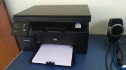 Impressoras Multifuncional HP LaserJet Pro M1132 - CE847A