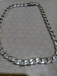 Cordão prata