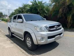 Toyota Hilux 2.5 CD 4x4 Diesel Manual