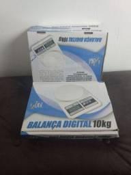 Vendo balança digital 10 kg