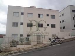 Apartamento para alugar com 1 dormitórios em Jardim centenario, Pocos de caldas cod:L6845