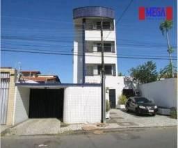 Apartamento com 4 dormitórios para alugar, 140 m² por R$ 1.800/mês - São Gerardo - Fortale