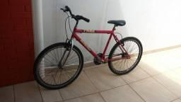 Bicicleta - Usada sem Marchas - Revisada-Dracena/SP