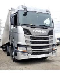 Scania R 450 4x2 Opticruise 2019 / 2019
