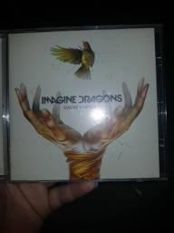 CD Imagine Dragons Smoke+Mirrors