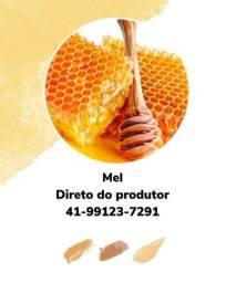 Mel de abelha orgânico