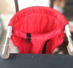 Cadeira alimentação portátil