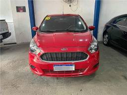Ford Ka 1.0 se 12v flex 4p manual - 2016