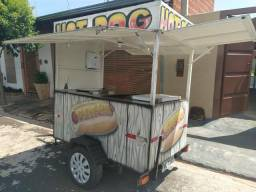 Food Truck ( Trailer)