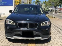 BMW X1 SDRIVE 2.0 FLEX 2014/15 9 MIL abaixo FIPE - 2015