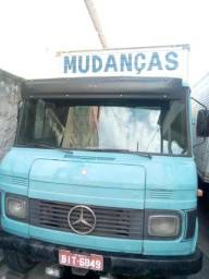 Mercedes 608 vendo ou troco