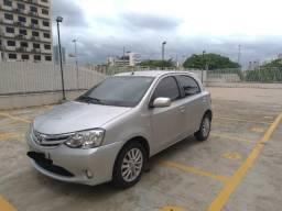 Toyota Etios 1.5 XLS 16V 2013 - 2013