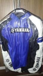 Jaqueta Yamaha XG azul