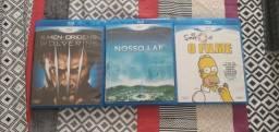 Blu-rays 3 por 20,00