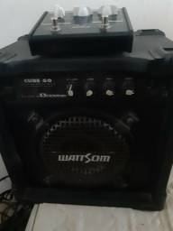 Amplificador muito alto