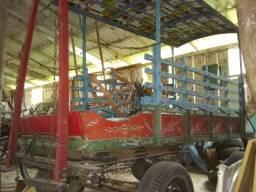 Carroça quatro rodas