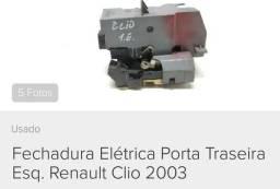 Fechadura elétrica porta traseira Renault Clio Original