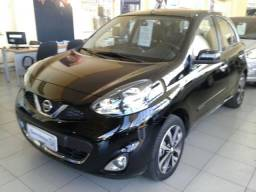 NISSAN MARCH 1.6 SL 16V FLEXSTART 4P MANUAL.