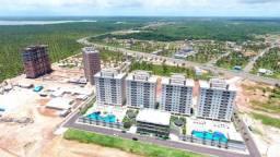 Apartamento no Salinas Exclusive Resort com 1 quarto com 37 m2 de área privativa