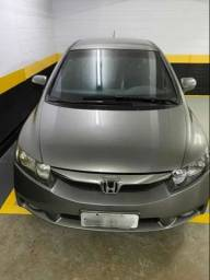 Honda Civic 1.8 Exs Flex Aut. 4p<br><br>