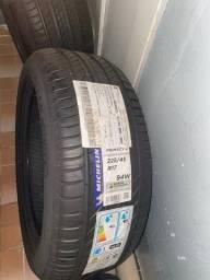 Vendo 4 Pneus Michelin Primacy 4 Aro 17
